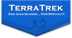 TerraTrek Bicycle Tours Logo
